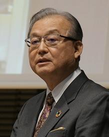 宿利正史<br> (一財)運輸総合研究所 会長