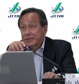YAMAUCHI Hirotaka<br> President for Research, Japan Transport and Tourism Research Institute (JTTRI)