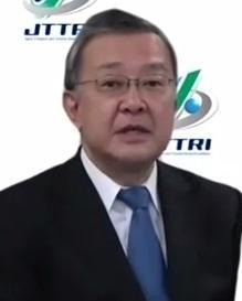 奥田 哲也<br> 運輸総合研究所 専務理事 <br> ワシントン国際問題研究所長