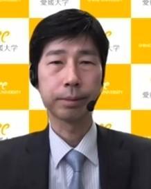 福井 秀樹 <br> 愛媛大学法文学部教授