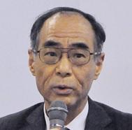佐藤 善信<br> 運輸総合研究所 理事長