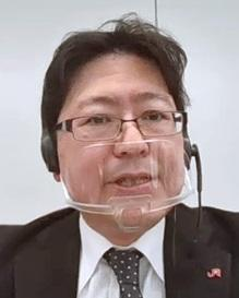 木下 貴友<br> 九州旅客鉄道株式会社総合企画本部<br> 経営企画部モビリティサービス推進室長