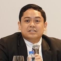 ティモシー ジョン R. バターン<br> フィリピン運輸省鉄道担当次官