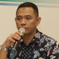Arief Anwar<br>Head of Planning and Cooperation Division, Research and Development Agency, Ministry of Transportation, Indonesia