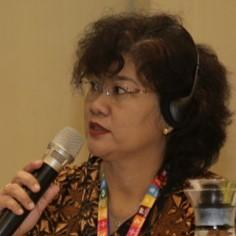 Bernadette E. S. Mayashanti<br>Head of Planning Division, Planning Bureau, Ministry of Transportation, Indonesia