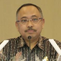 Heru Wisnu Wibowo, M.Sc.<br>Director of Railways Infrastructure, Directorate General of Railways, Ministry of Transportation, Indonesia