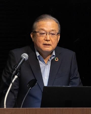 宿利 正史  運輸総合研究所会長