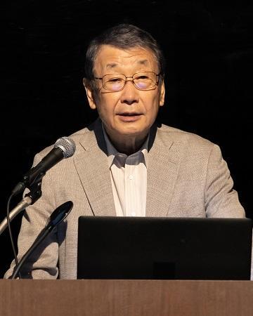 森地  茂  政策研究大学院大学 客員教授、名誉教授<br>「長期的社会環境の変化とコロナ禍が東京圏の鉄道利用に及ぼす影響」