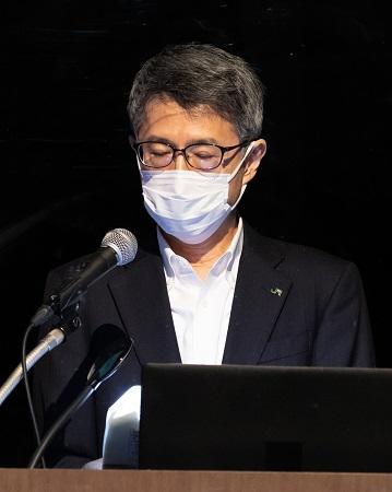 坂井  究  東日本旅客鉄道株式会社 常務取締役総合企画本部長<br>「コロナ禍の影響と対応について」