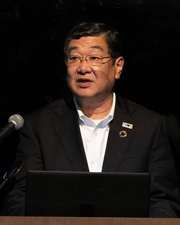 野焼 計史  東京地下鉄株式会社 常務取締役鉄道本部長<br>「コロナ禍の影響を踏まえた東京メトロの取組み」