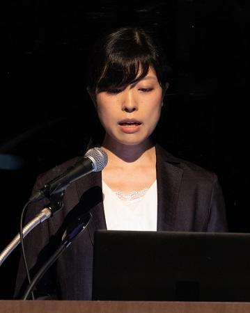 松岡 美沙子  研究員<br>「ビックデータを活用した訪日外国人の東京圏における観光行動と鉄道利用に関する分析」